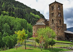iglesias y cultura en Andorra